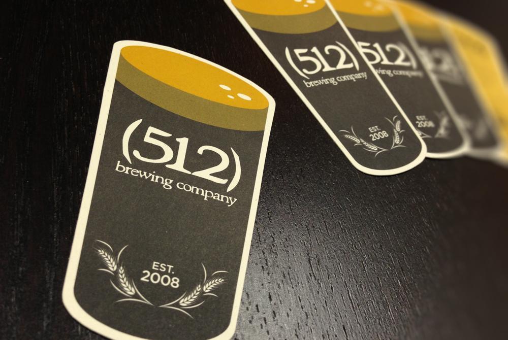 (512) Brewing Branding